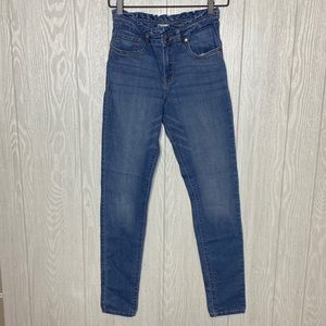 Levi's 720 high rise jeans